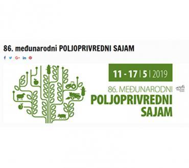 "As each year, ""Hemotehna"" d.o.o. will attend 86th International Agricultural Fair in Novi Sad"