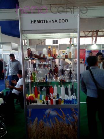 HemoTehna na XVII Međunarodnom poljoprivrednom sajamu INTERAGRO 2018 Bijeljina